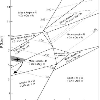 Sketch of geological map and geological cross-section of
