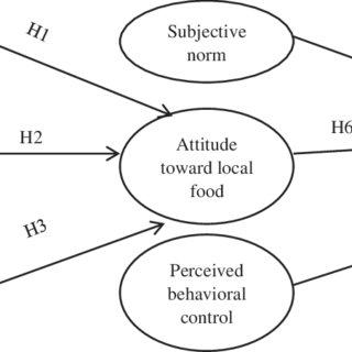 Abbildung 1: Theorie des geplanten Verhaltens (Ajzen