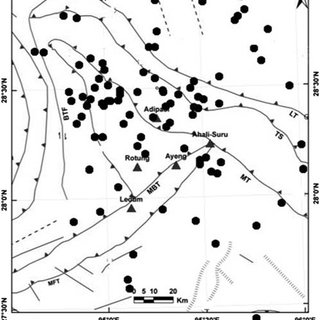 (PDF) The Attenuation of High-Frequency Seismic Waves in