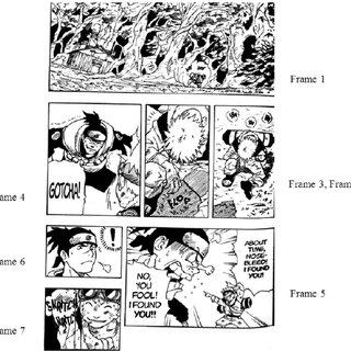Images as conventional: the visual language of manga