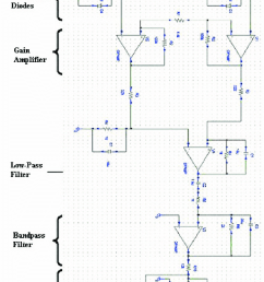 figure 4 emg schematic circuit 4 schema wiring diagram a circuit diagram for gated emg [ 850 x 1193 Pixel ]