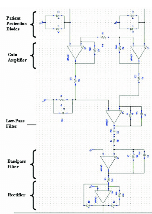 small resolution of figure 4 emg schematic circuit 4 schema wiring diagram a circuit diagram for gated emg