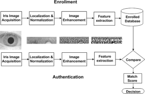 Block diagram of an iris recognition system | Download