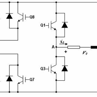 (PDF) A Novel Topology For Single-Phase Five-Level Inverter