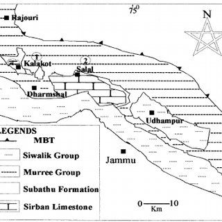 (PDF) Evidence of growth fault and forebulge in the Late