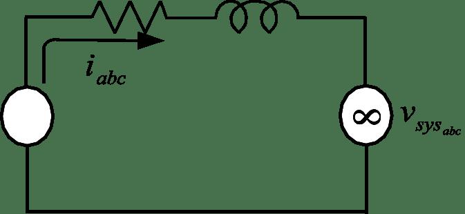 11: Single-phase equivalent circuit of three-phase