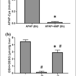 (PDF) 4-Methylpyrazole protects against acetaminophen