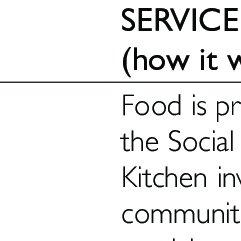 (PDF) Service Design for Social Innovation: a community