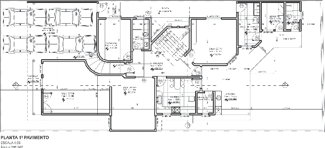 Example of document / technical drawing of an