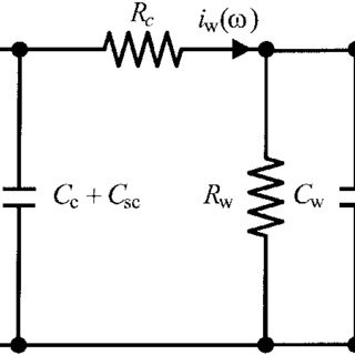 Small-signal intrinsic equivalent circuit of a QW laser
