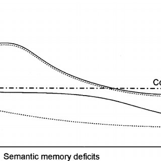(PDF) The dynamic time course of semantic memory