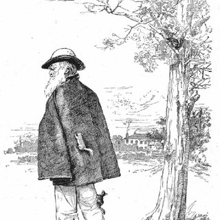 The frontispiece to Garrison's anonymously published book