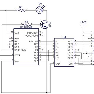 dtmf decoder ic mt8870 pin diagram 1984 chevy truck wiring configuration of 2 1 circuit the output relay module tone figure 4 shows internal