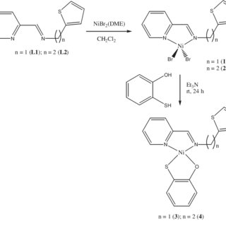 (PDF) New imino-pyridyl nickel(II) complexes: Synthesis