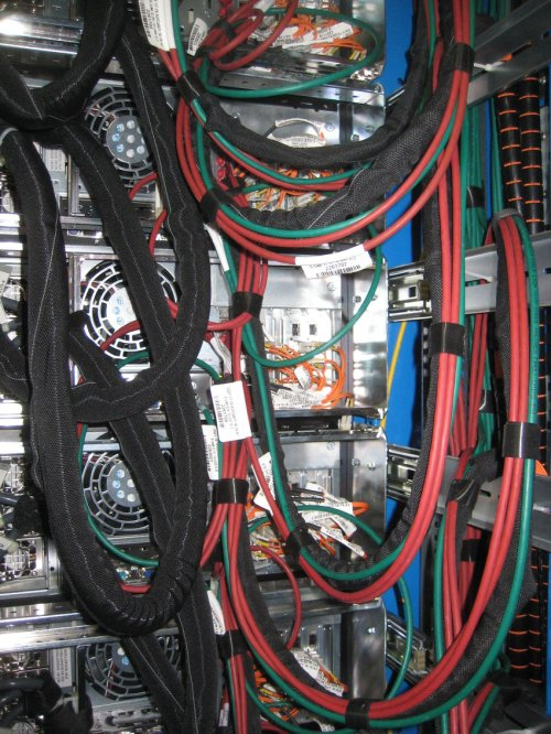 small resolution of ros rack internal cabling s link fibers connecting rods to robin cards download scientific diagram