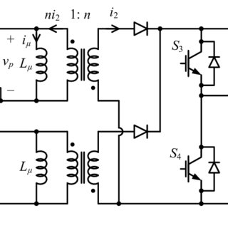 Simulink and PLECS models of the proposed inverter system