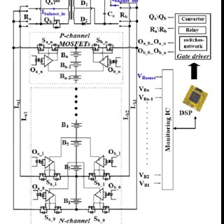 (PDF) A new cell-to-cell fast balancing circuit for