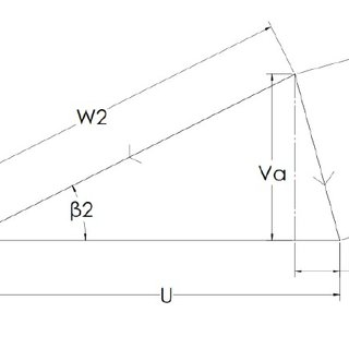 Conical draft tube with 8 degree and 3 degree cone angle