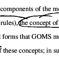 (PDF) The GOMS Family of User Interface Analysis