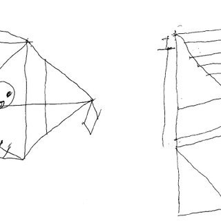Copying (left) and drawing by memory (right) of the ROCF