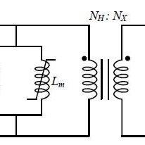 Single-line diagram of developed transmission network