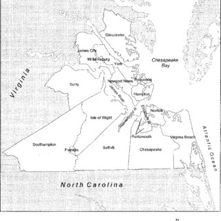 (PDF) Vulnerability of Hampton Roads, Virginia to Storm