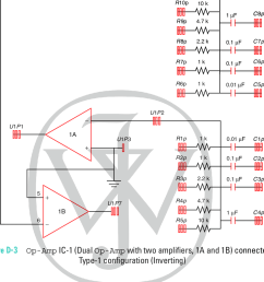 figure d 3 shows the connections for op amp ic 1 which [ 850 x 1022 Pixel ]