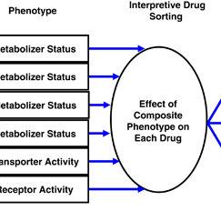 Representative GeneSight medication report based on the