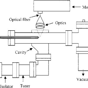 Schematic diagram of the microwave plasma apparatus. The