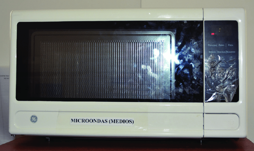 microwave oven general electric co