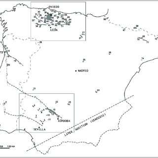 (PDF) The Carboniferous floras of the Iberian Peninsula: A