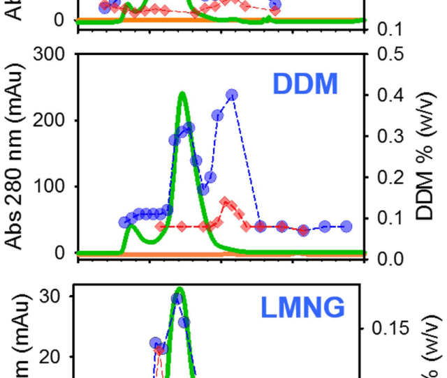 Size Exclusion Chromatography Of Bmra In Complex With Various Download Scientific Diagram