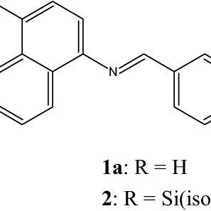 (PDF) 4-(Pyren-1-ylimino)methylphenol and its Silylated