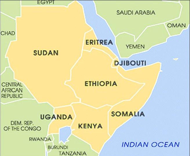 Afrika Boynuzu