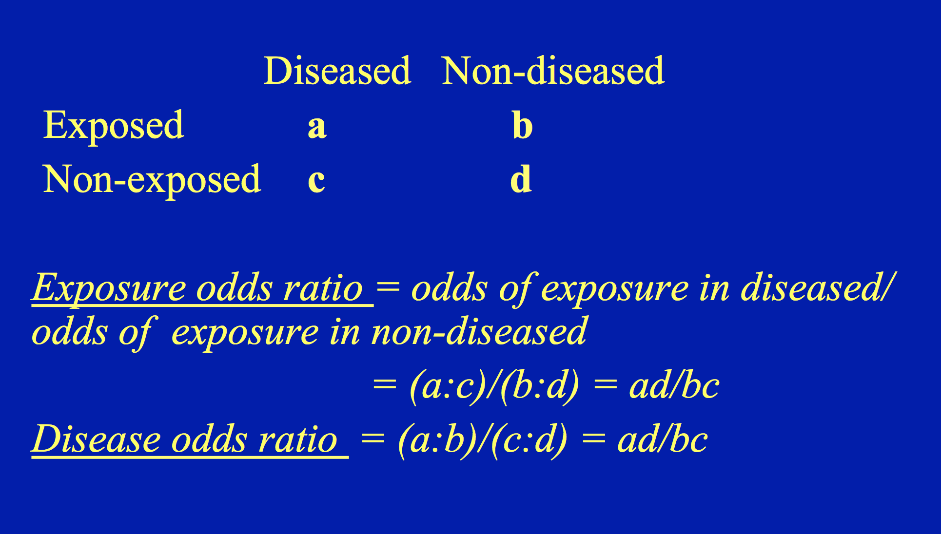 How Can We Convert Rate Ratio To Odds Ratio