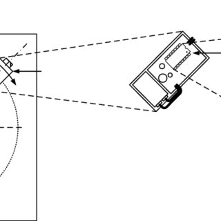 Scheme of the capacitive sensor. The proof mass is placed
