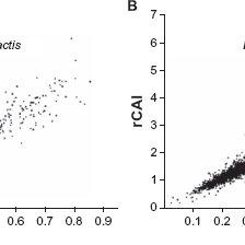 (PDF) Relative Codon Adaptation Index, a Sensitive Measure