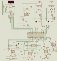 complete circuit diagram of an automatic change over with sequential auto changeover wiring diagram [ 850 x 953 Pixel ]