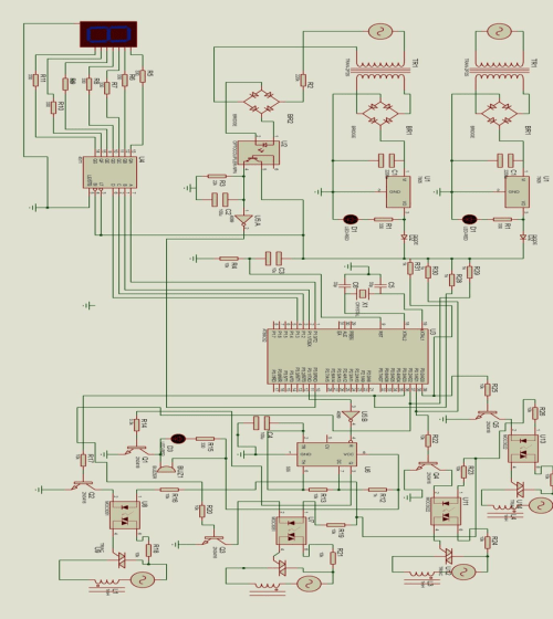 small resolution of complete circuit diagram of an automatic change over with sequential auto changeover wiring diagram