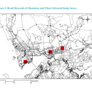 Examples of Regular Urban Block Arrangements by City