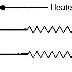 FIGURE B6.9 Simplified circuit diagram for a series-type