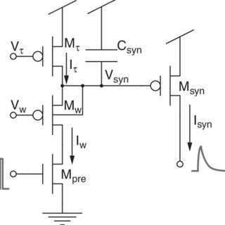 (PDF) Synaptic dynamics in analog VLSI