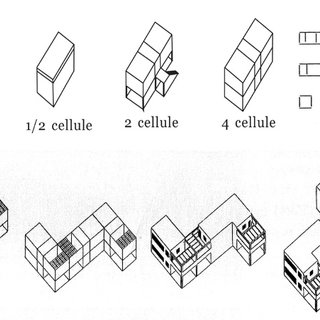 Pdf A Typological Housing Design The Case Study Of Quartier Fruges In Pessac By Le Corbusier