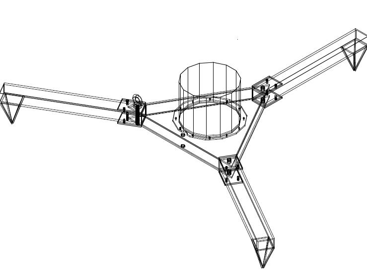 Design of Hi Current Underwater Platform (HiCUP