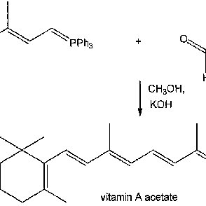 Scheme 1. BASF process for the synthesis of vitamin A