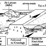 (PDF) L'Arenig–Llanvirn du Haut Atlas occidental et