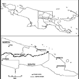 (PDF) The Sepik River (Papua New Guinea) is not a