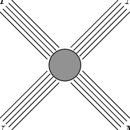 Circle divided into 12 sections Figure 19 First hexagon
