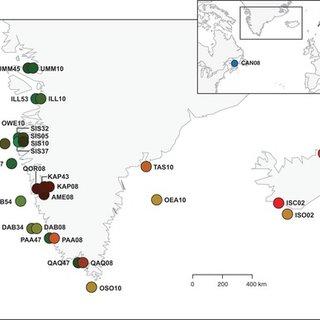 (PDF) Spatiotemporal SNP analysis reveals pronounced