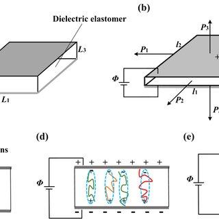 (PDF) Mechanics of dielectric elastomers: materials